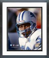 Detroit Lions Barry Sanders Framed Photo