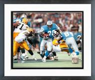 Detroit Lions Barry Sanders - Game Action Framed Photo