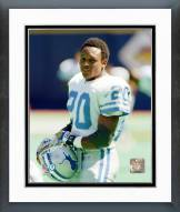Detroit Lions Barry Sanders - On Sidelines Framed Photo