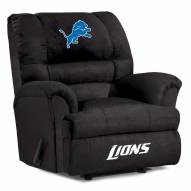 Detroit Lions Big Daddy Recliner