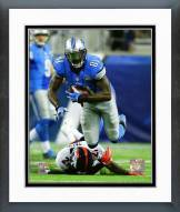 Detroit Lions Calvin Johnson 2015 Action Framed Photo