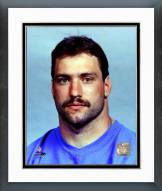 Detroit Lions Chris Spielman 1988 Posed Framed Photo