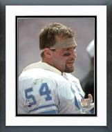 Detroit Lions Chris Spielman Posed Framed Photo