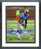 Detroit Lions Darius Slay 2014 Action Framed Photo