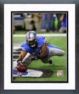 Detroit Lions Deandre Levy 2014 Action Framed Photo