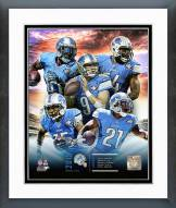 Detroit Lions Detroit Lions 2015 Team Composite Framed Photo