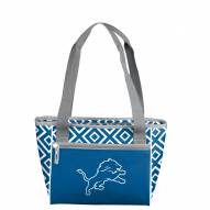 Detroit Lions Double Diamond Cooler Tote