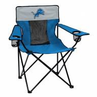 Detroit Lions Elite Tailgating Chair
