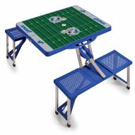 Detroit Lions Folding Picnic Table