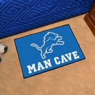 Detroit Lions Man Cave Starter Mat