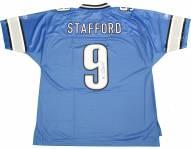 Detroit Lions Matthew Stafford Signed Reebok Jersey