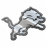 Detroit Lions Metal Car Emblem