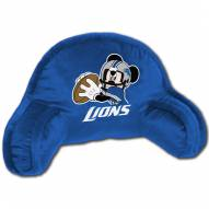Detroit Lions Mickey Mouse Bed Rest Pillow