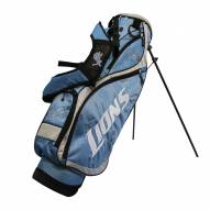 Detroit Lions Nassau Stand Golf Bag