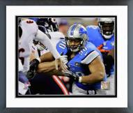Detroit Lions Ndamukong Suh 2014 Action Framed Photo