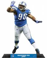 Detroit Lions Ndamukong Suh Standz Photo Sculpture