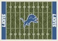 Detroit Lions NFL Home Field Area Rug