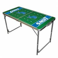 Detroit Lions NFL Outdoor Folding Table