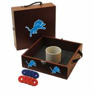 Detroit Lions NFL Washers Game