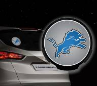 Detroit Lions Light Up Power Decal