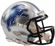 Detroit Lions Riddell Speed Mini Replica Football Helmet