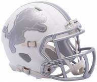 Detroit Lions Riddell Speed Mini Replica Ice Football Helmet