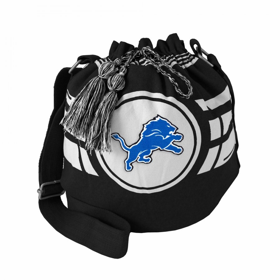 Detroit Lions Ripple Drawstring Bucket Bag