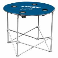 Detroit Lions Round Folding Table
