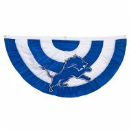 Detroit Lions Team Bunting