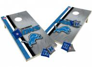 Detroit Lions XL Shields Cornhole Game