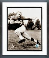 Detroit Lions Yale Lary Framed Photo