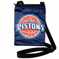 Detroit Pistons Game Day Pouch