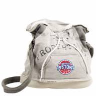 Detroit Pistons Hoodie Duffle