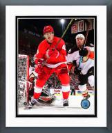 Detroit Red Wings Andrej Nestrasil 2014-15 Action Framed Photo
