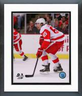 Detroit Red Wings Danny DeKeyser 2014-15 Action Framed Photo