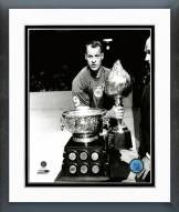 Detroit Red Wings Gordie Howe Framed Photo