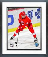Detroit Red Wings Gustav Nyquist 2014-15 Action Framed Photo