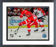 Detroit Red Wings Henrik Zetterberg 2014-15 Action Framed Photo