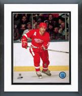 Detroit Red Wings John Ogrodnick Action Framed Photo
