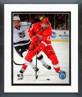 Detroit Red Wings Pavel Datsyuk 2014-15 Action Framed Photo