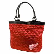 Detroit Red Wings Quilted Tote Bag