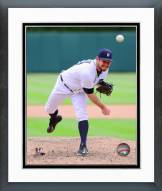 Detroit Tigers Alex Wilson 2015 Action Framed Photo