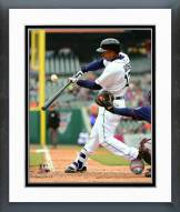 Detroit Tigers Anthony Gose 2015 Action Framed Photo