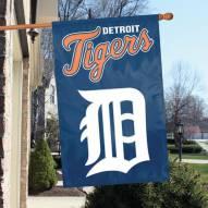 Detroit Tigers Appliqué 2-Sided Banner Flag