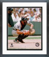 Detroit Tigers Bill Freehan Catching Framed Photo