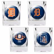 Detroit Tigers Collector's Shot Glass Set