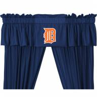 Detroit Tigers Curtain Valance