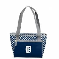 Detroit Tigers Double Diamond Cooler Tote