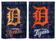 Detroit Tigers Double Sided Glitter Flag
