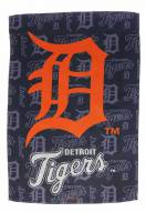 Detroit Tigers Double Sided Glitter Garden Flag
